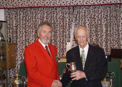 Colin Mullin - Fortes Trophy
