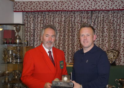 Dennis Kitching - Boase Trophy