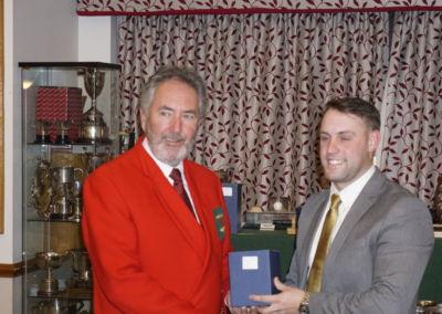 Gareth Morgan - Sam Adams Order of Merit