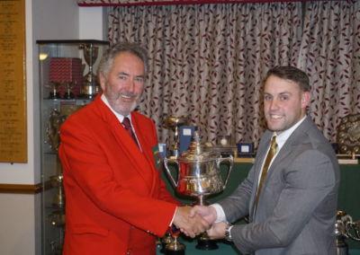 Gareth Morgan - Victory Cup