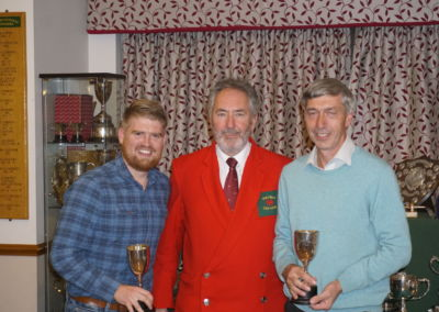Ioan Williams & Tim Moxley - Johnson Goblets