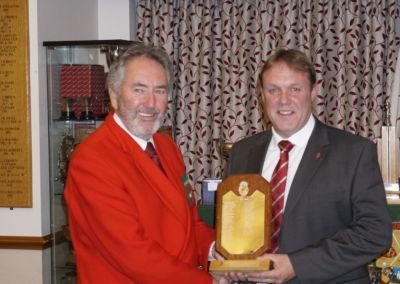 John Morgan - Gold Medal