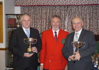 Keith Morris & Kevin Prosser - Ormescliffe Trophy