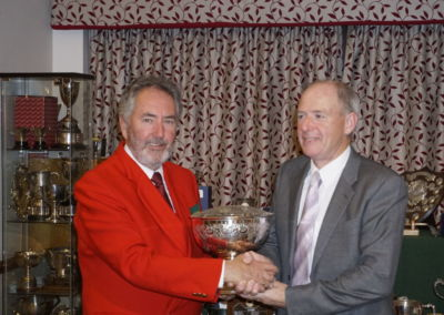 Mark Anderson - Masters Trophy