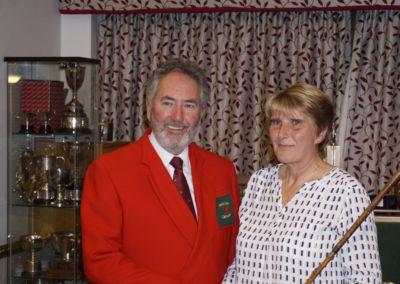 Mrs Karen Pettigrew - Forfar Putter