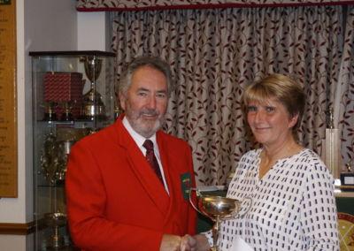 Mrs Karen Pettigrew - Ty Halda