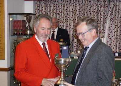 Richard Warford - John Gibson Trophy (2)