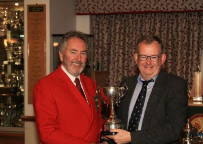 Richard Warford - John Gibson Trophy