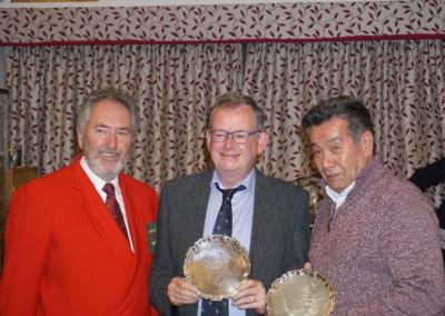 Richard Warford & Kevin Abbott - Challenge Salvers