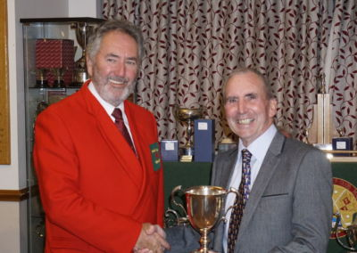 Rob Applegate - Harry Weedon Trophy